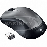 Мышь Logitech Wireless Mouse M310 Silver