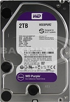 Жесткий диск Western Digital 2TB Purple WD20PURZ HDD
