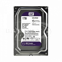 Жесткий диск Western Digital 1TB Purple WD10PURZ HDD