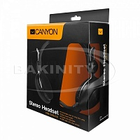 Qulaqcıq CANYON Simple USB headset CNE-CHSU1B