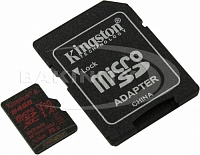 Карты памяти Kingston SDCR/64GB