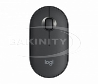 Мышь Logitech M350 Pebble Wireless Bluetooth (910-005718)