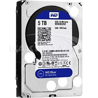 Жесткий диск Western Digital 5TB Blue WD50EZRZ HDD