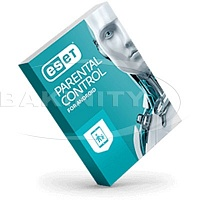 ESET NOD32 Parental Control Basic License 2 year