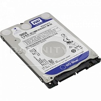 Жесткий диск WD Blue 500Gb 16Mb 5400rpm  WD5000LPCX HDD