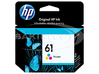 Картридж HP 61 Colour
