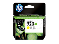 Картридж HP 920 XL Yellow (CD974AE)