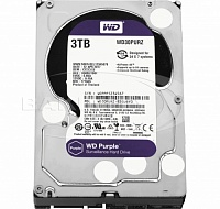 Жесткий диск Western Digital 3TB Purple WD30PURZ HDD