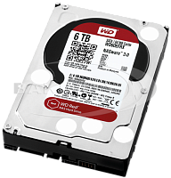 Жесткий диск Western Digital RED 6TB WD60EFRX HDD