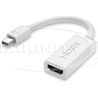 Adapter miniDisplayPort (M) to HDMI (F)