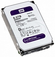 Sərt disk Western Digital Purple 8TB WD80PURZ HDD