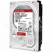 Жесткий диск Western Digital Red 8TB WD80EFAX HDD