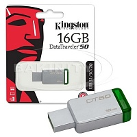 Флешка Kingston DataTraveler 50 16GB DT50/16GB