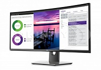 Монитор Dell Ultrasharp Curved Monitor U3419W