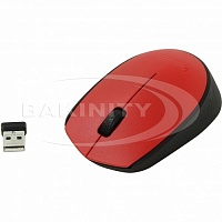 Мышь Logitech M171 Red Wireless