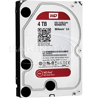 Жесткий диск Western Digital 4TB Red WD40EFRX HDD