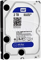 Жесткий диск Western Digital 2TB Blue WD20EZRZ HDD