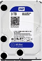 Жесткий диск Western Digital 3TB Blue WD30EZRZ HDD