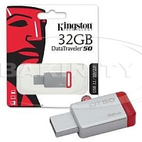 Флешка Kingston DataTraveler 50 (DT50/32GB)