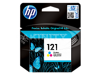 Картридж HP 121 Colour (CC643HE)