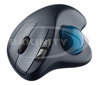 Мышь Logitech Wireless Trackball M570