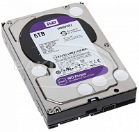 Sərt disk Western Digital Purple 6TB WD60PURZ HDD