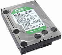 Жесткий диск Western Digital 3TB Caviar Green WD30EZRX HDD
